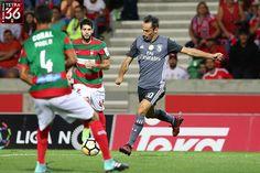 A Minha Chama: 2017/2018 - 8ªJ: Marítimo 1 SL Benfica 1