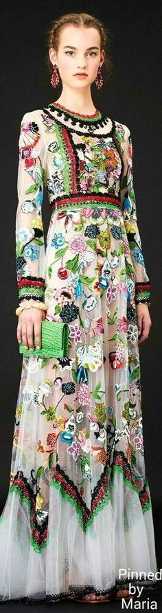 Valentino Resort 2015,sublime !