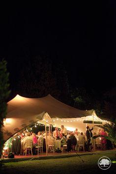 #DestinationWedding #Provence #TheSoBritishWedding  Stunning lights for a warm vibe - Nomadic Tent.  #nomadictent  #weddingplanner #weddingsouthernfrance #internationalwedding #murielsaldalamacchia  #weddingteam