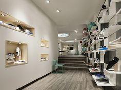 trust in design: code shoe store
