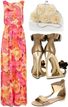 """party outfit"" by stylefrizz ❤ liked on Polyvore"
