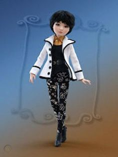 Tonner Ellowyne Wilde ~ Prudence Not All Black & White ~ nude DOLL ONLY - cute | #769620005