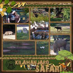 Kilimanjaro Safaris - Page 8 - MouseScrappers.com