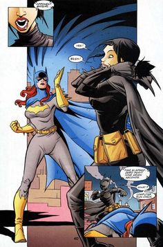 Cass and Babs