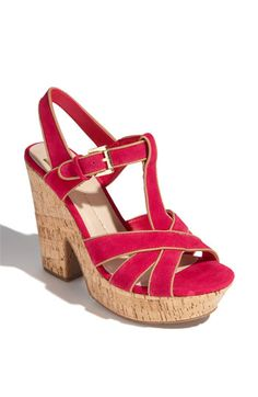 Dolce Vita 'Taiga' Sandal - On sale @ Nordstrom for 49.90! I wish I had an extra  $50 to spare right now! These are so cute!
