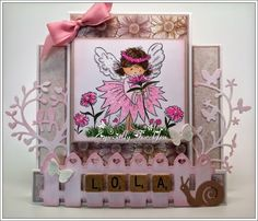 Especially For You: Mariella for Lola at The Stamp Basket