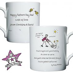 Personalised Purple Ronnie Brilliant Dad Mug  from Personalised Gifts Shop - ONLY £12.99