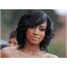 Keri Hilson 2010 Prom Hairstyle Ideas - Celebrity Prom Hairstyles - Zimbio found on Polyvore