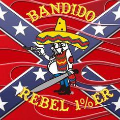 Bandidos Rebel 1% logo