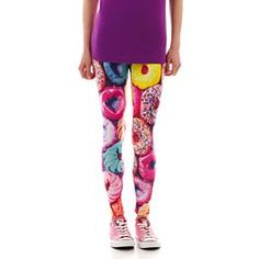 Note that these leggings are in junior size  _polyester/spandex  >SHIPPING OUT: 1-5 business DAYS  >SHIPPING WILL TAKE TIME TO SHIP OUT  I will ship as soon as your payment clears.  Occasionally when the item is not available and needs to be made or need to be pre-order, please allow me...
