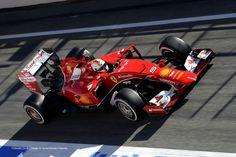 2015 Ferrari SF15-T (Sebastian Vettel)