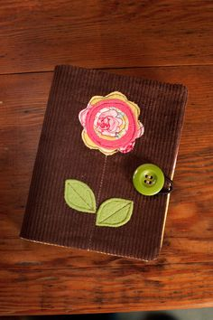 Notebook cover, Teacher gift