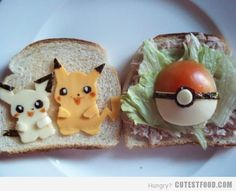 Not a fan of Pokemon but this is just adorably epic!!!