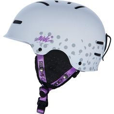 Ride Pearl Premium Audio Womens Helmet - White | 2014
