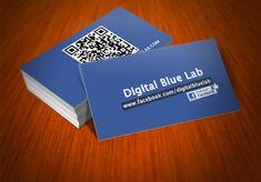 Instagram business card google instagram business card template facebook business card create this cool facebook business card with qr code for your fbccfo Gallery