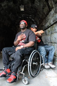 Gun violence, the black experience in urban America and how to effectively outreach to young people with disabilities ... I'm very proud of this story.