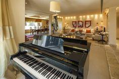Casa Grande Rocha - Piano