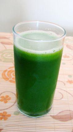 Suco Verde todo dia!