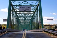 New Hope-Lambertville Bridge. Where's Bucks County and Why You Should Visit