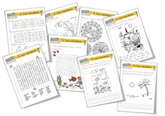 French Teaching Resources, Teaching French, French Teacher, Spanish Teacher, Core French, Cycle 2, French Immersion, School Classroom, Back To School
