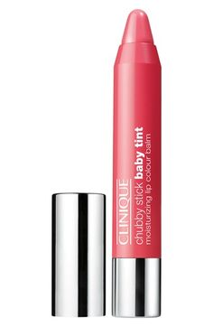 clinique chubby stick baby tint lip color