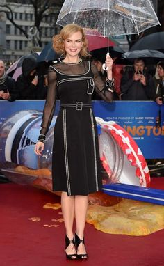Kidman made an umbrella a must-have accessory in 2014.
