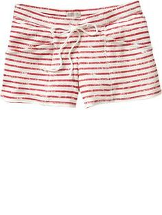 """Women's Striped French Terry Shorts (2 1/2"""") 