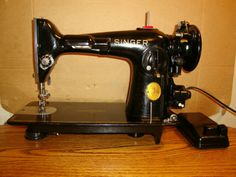 Everything You Need To Know About The Insanely-Popular Antique Singer Sewing Machines!