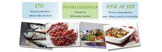 Suomalaisia ruokatuotantotiloja
