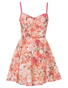 How to convince my boy I need this Quirky Circus Cherry Sundress