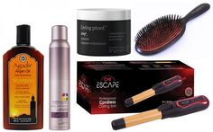 The Five Essentials Beauty Products: Hair Edition