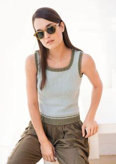 Lana Grossa TOP Elastico - FILATI CLASSICI No. 12 - Modell 21   FILATI.cc WebShop