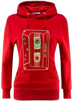 Felpa BeAW Sound  Felpa donna BeAW 100% cotone con cappuccio e tasche.    Prezzo: 29,90€    SHOP ONLINE: http://www.aw-lab.com/shop/donna/abbigliamento/felpe/felpa-beaw-sound-9195054