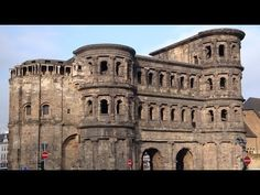 Trier in Mosel : oldest town of Germany