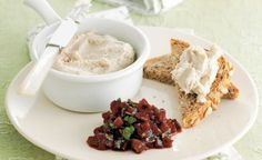 Lazy Sunday lunch recipes: Smoked mackerel & horseradish pâté with beetroot relish Lunch Recipes, Cooking Recipes, Healthy Recipes, Smoked Mackerel Pate, Beetroot Relish, Food Articles, Lazy Sunday, Avocado Salad, Canapes
