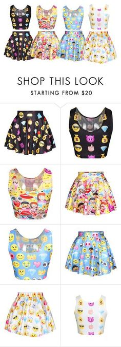 Love the emoji stuff Outfits For Teens, Summer Outfits, Girl Outfits, Fashion Outfits, Cute Emoji, Teen Fashion, Womens Fashion, My Outfit, Cute Dresses