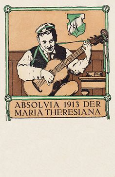 Absolvia Maria-Theresia-Relaschule München 1913