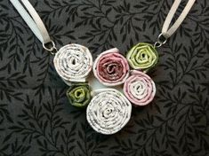 11. Eco-friendly fashion item: How to Recycle Magazines into Jewelry  #NaturalBabyCo #NaturalInspiration