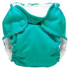 Lil Joey Newborn & Preemie All In One Cloth Diaper (AIO): Patented Dual (Double) Inner Gussets