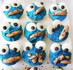 Monstruo galletas