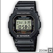 """DW-5600E - Aunque parezca mentira con la cantidad de relojes de titanio, acero 316L, series limitadas """"special SEAL watch"""" o """"Army Watch"""", la verdad es que cuando ves cualqueir foto de un marine/ranger/delta o seal en acción, hay muchas posibilidades de que sea el GShock 5600 con adaptador para correa NATO (nylon) el reloj que lleven en sus misiones. Un todoterreno de muy buena legibilidad, muy barato con el descuento de los militares y sin problemas. Un clásico."""