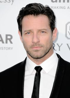 Peter for Alpha - ian-bohen:   Ian Bohen attending the amfAR dinner...