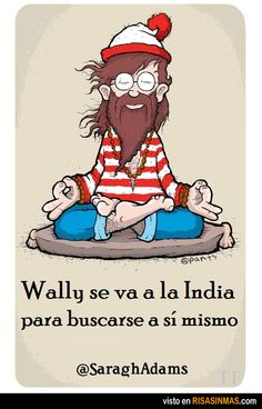Wally existencialista.