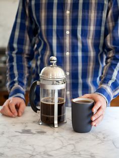 Did you make a resolution to ditch your Starbucks habit in favor of getting your coffee fix at home? Whether you're learning how to brew coffee for the first time or you'd like to up your game, we're here to help. From buying and storing the beans, to finding the brewing method that's right for you, to knowing how to add an extra boost of flavor, here's what you need to know about making a better cup of coffee.