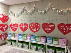 First Grader...at Last!: Valentine ideas, a freebie, a cool book, paint, and love.