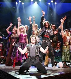 Rock of Ages - excited about finally getting to see this in a few months!