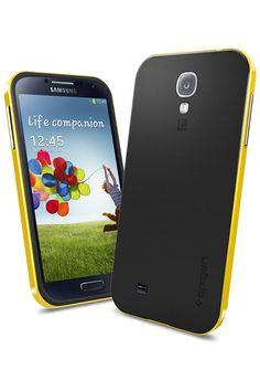 Spigen Samsung Galaxy s4 Neo Hybrid Case Kılıf-SARI 28,90 TL eMc Teknoloji'den