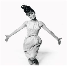 Givenchy on Audrey