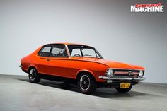 Simon Lumbroso's ridgy-didge Holden LC Torana GTR is a thing of resto-mod beauty The Cars The Cars, Old Cars, Aussie Muscle Cars, American Muscle Cars, Holden Torana, Holden Australia, Australian Cars, Old Classic Cars, Engine Rebuild