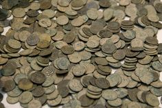 Roman Coin Hoards Show More War Means Fewer Babies